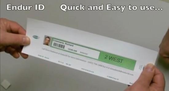 Endur ID Secur Max Video