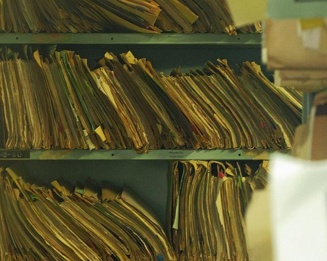 Patient Record Fines